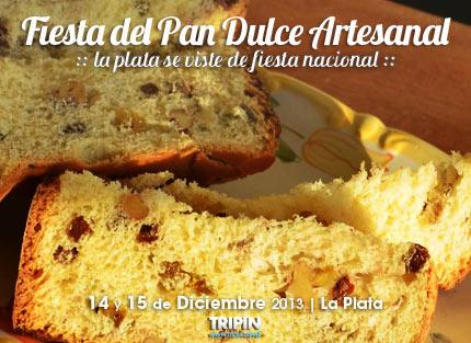 Fiesta Nacional del Pan dulce Artesanal 2013 en La Plata