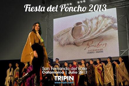 Fiesta del Poncho 2013