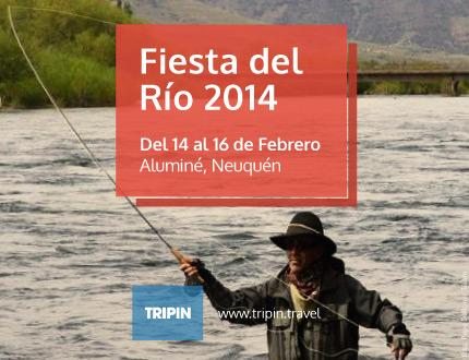 Fiesta del Rio 2014 en Alumine, Neuquén con la presencia de Kapanga