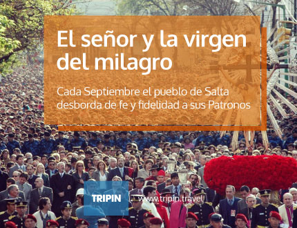 Comenzó la peregrinación más larga de Argentina en Salta