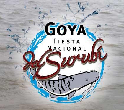 Fiesta del Surubi 2013 en Goya Corrientes