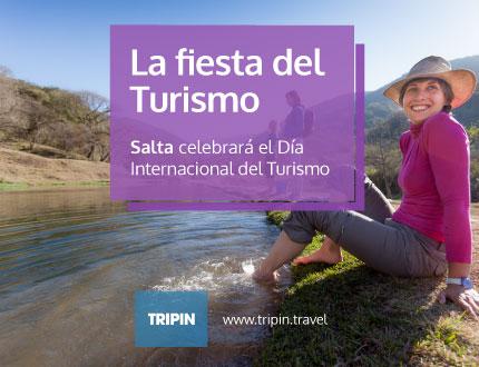 Salta celebrará el dia internacional del turismo