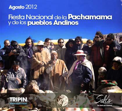 Fiesta de la pachamama