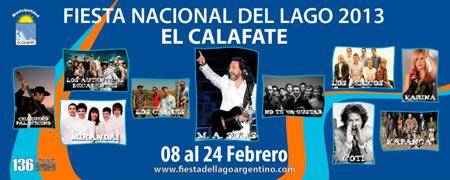 Fiesta Nacional del Lago 2013