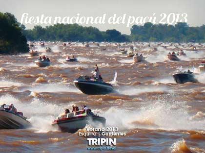 Fiesta Nacional del Pacu 2013