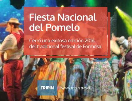 Fiesta Nacional del Pomelo en Formosa