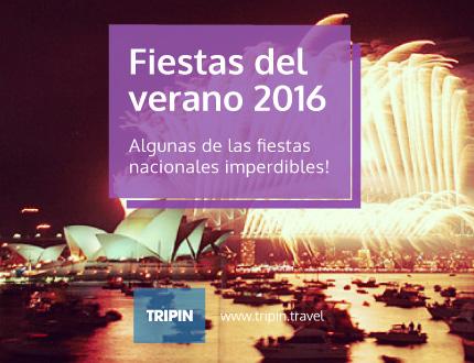 Fiestas del verano en Argentina 2016: Imperdibles!
