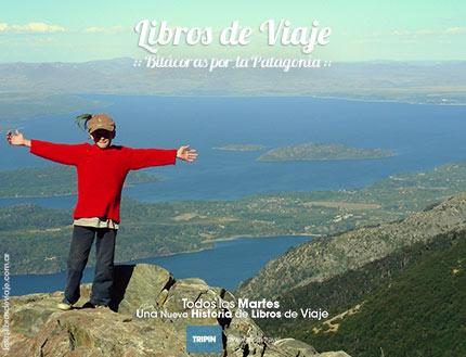 Libros de viaje y fin de año en la Patagonia