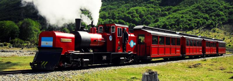 Tren del Fin del Mundo, Tierra del Fuego