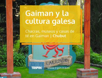 Gaiman y la cultura galesa! Uno de los imperdibles de Chubut