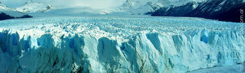Un paisaje dificil de olvidar en la Patagonia Argentina