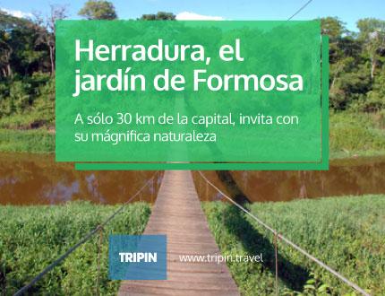 Herradura, el jardín de Formosa