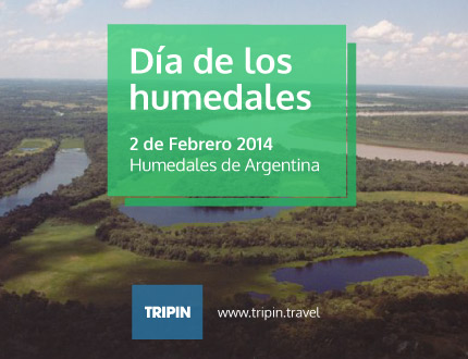 Dentro del marco del día de los humedales, hacemos un repaso de los humedales de Argentina