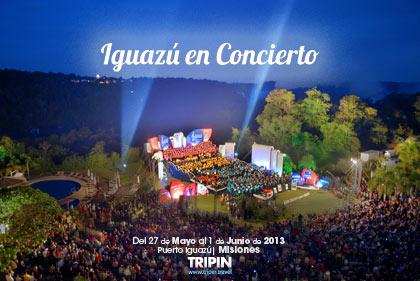 Iguazu en Concierto 2013