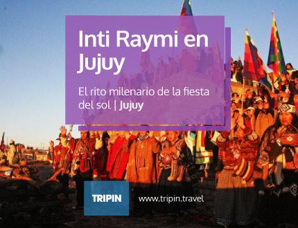 Inti Raymi 2014 en Jujuy, el rito milenario de la fiesta al sol