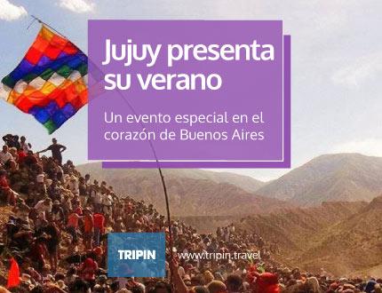 Jujuy presenta su verano en pleno corazon de Buenos Aires