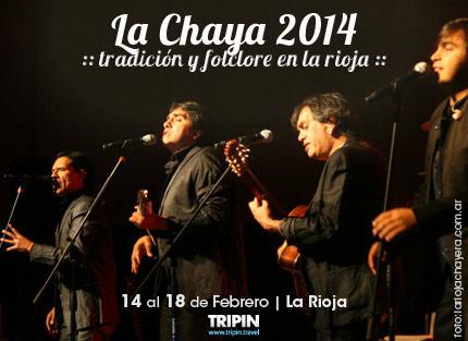 La Chaya 2014, fiesta en La Rioja