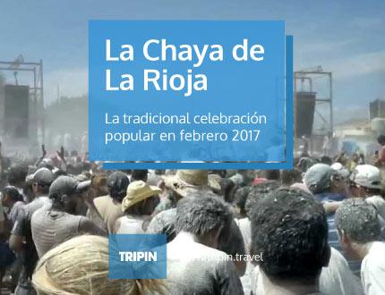 La Chaya, la tradicional celebración popular de La Rioja en Febrero 2017