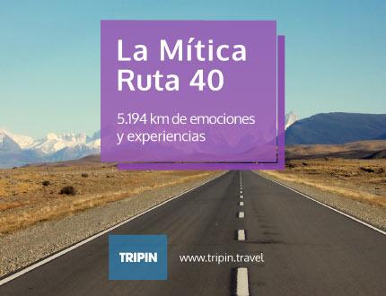 La mítica ruta 40: 5.196 kilometros de experiencias y emociones