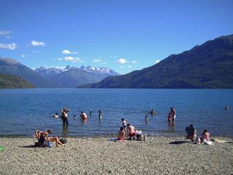 La Playita en Lago Puelo, una parada obligatoria en las vacaciones inolvidables
