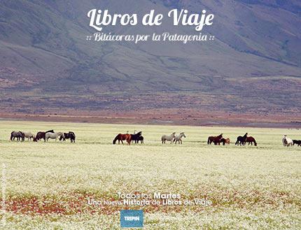 Cabalgata en el brazo rico del Lago Argentino con la familia que viaja por la Patagonia