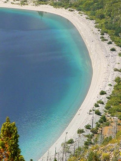 Bahía Las Percas, que ganas de estar ahi