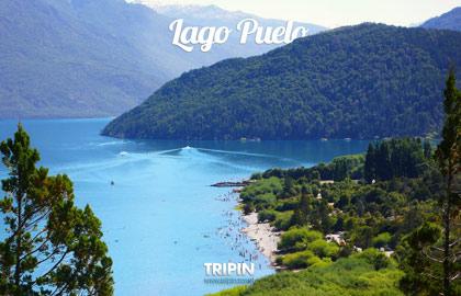 Lago Puelo, refugio de la naturaleza
