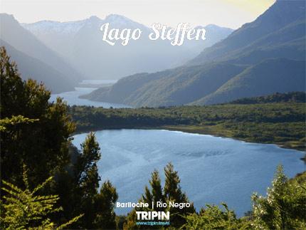Lago Steffen en Bariloche