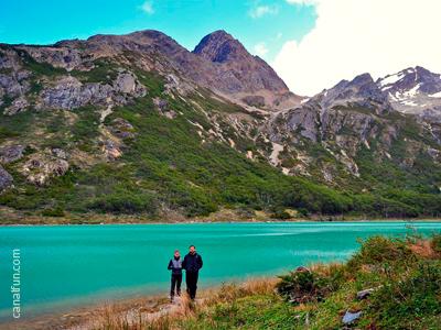 Trekking a la Laguna Esmeralda una aventura imperdible en la Patagonia