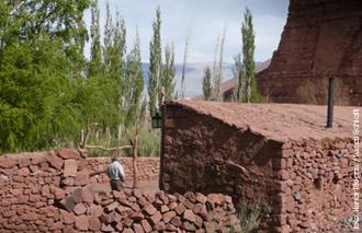 El paraje las Quinuas en Catamarca por Henar Riegas