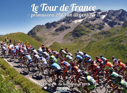 Tour de France, etapa Argentina 2013