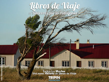 Libros de viaje en Estancia Zara en Tierra del Fuego