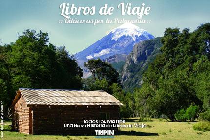 Libros de viaje en el Río Chimehuín