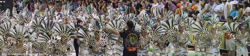 Los carnavales del litoral con todo su color!