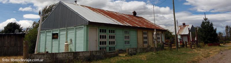 La tranquilidad de Los Cipreses en Chubut