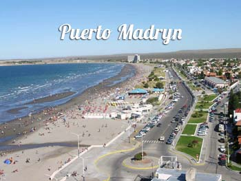 Puerto Madryn, destino de playa