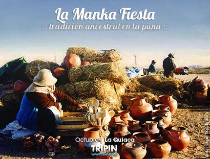 La Manka Fiesta, la tradicion ancestral en la puna