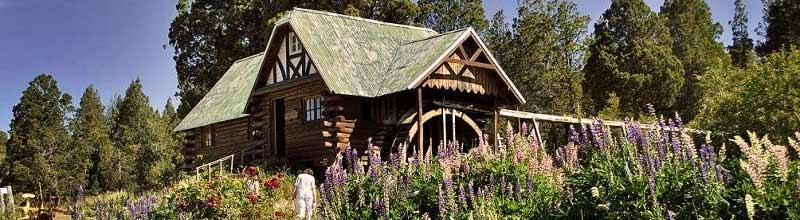 El Molino de Trevelin, el pueblo del Molino de Chubut en la Patagonia Argentina