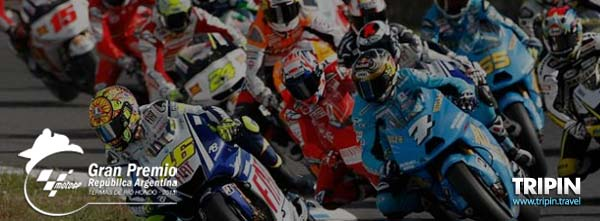 Moto GP en Argentina