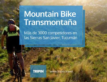 Mountain Bike Transmontaña 2015 en San Javier, Tucumán