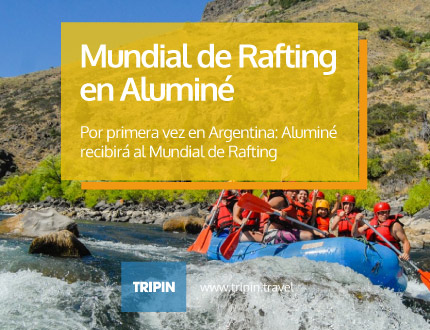 Mundial de Rafting en Alumine