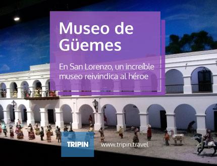 El increíble Museo didáctico de la gesta güemesiana y gaucha en San Lorenzo, Salta