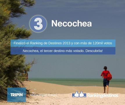 Necochea, mucho más que un destino de sol y playa