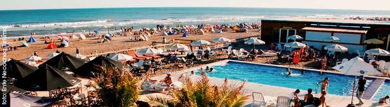 Las increibles playas de Necochea