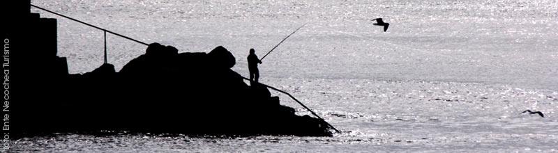 Necochea, ideal para la pesca y todo tipo de deportes