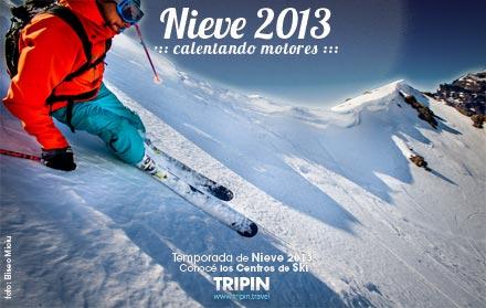 Nieve 2013 en Argentina
