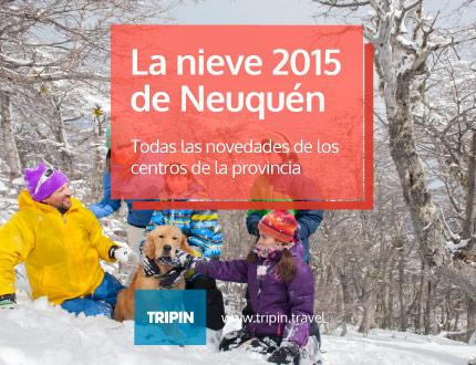 La nieve 2015 de Neuquén, todas la novedades del temporada de invierno en la provincia