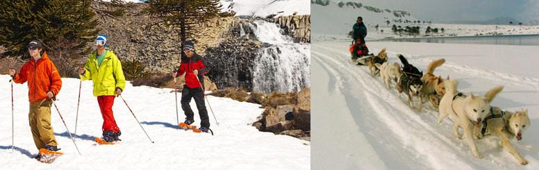Caviahue en Neuquén, las mejores opciones para la nieve argentina 2014