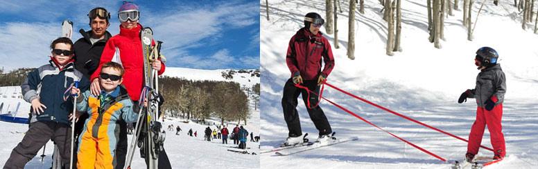 Chapelco Ski Resort en San Martin de los Andes, las mejores opciones para la nieve 2014