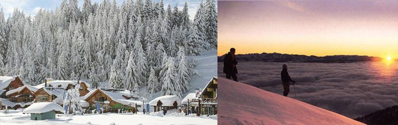 Cerro Catedral en Bariloche, una de las mejores opciones para la nieve 2014 en Argentina
